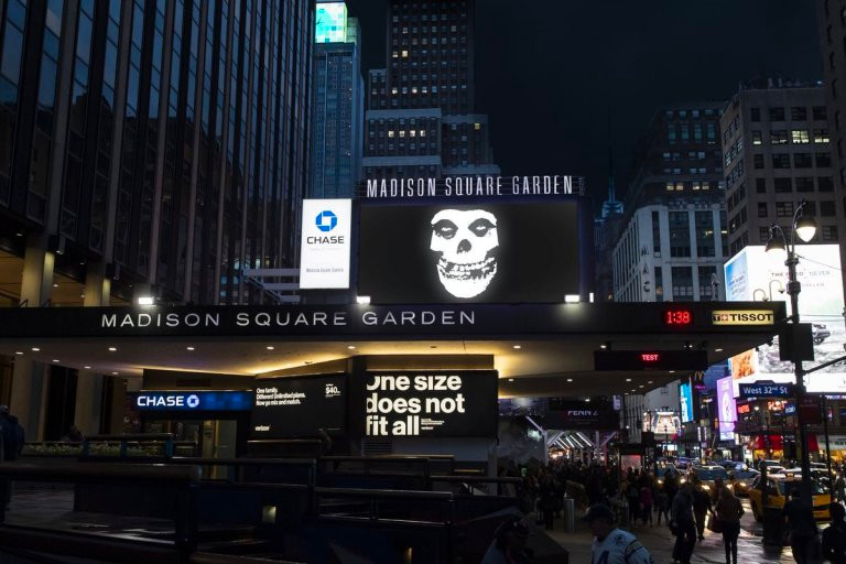 Original Misfits Madison Square Garden