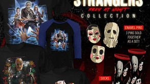 'The Strangers: Prey At Night' Collection From Fright-Rags