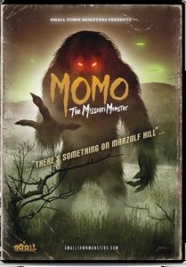Momo: The Missouri Monster DVD