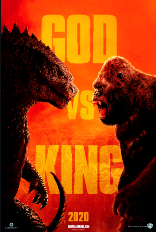 Godzilla vs. Kong November 2020 Release