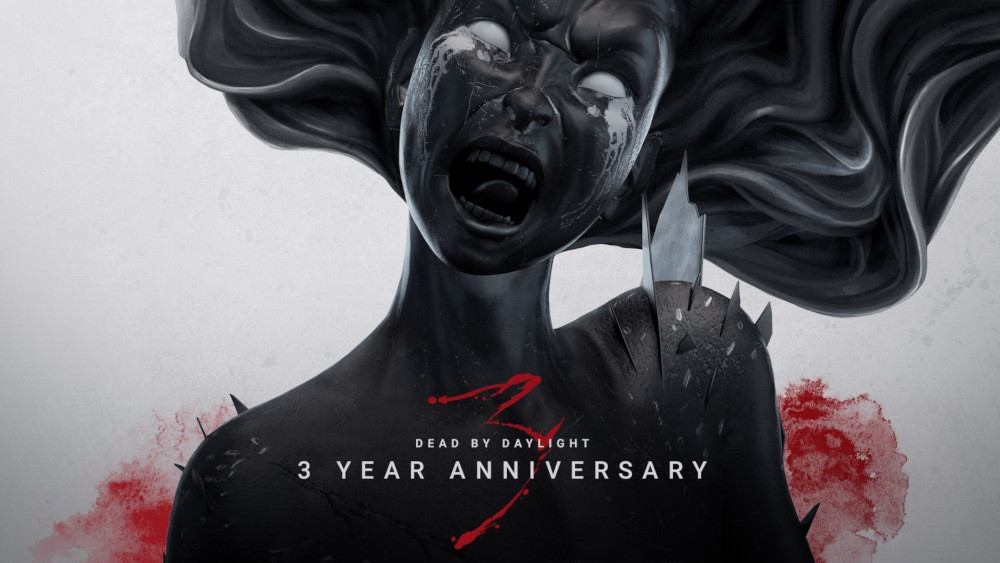 Dead by Daylight 3 Year Anniversary Announcements