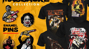 Fright Rags Adds To Their 'Texas Chainsaw Massacre' Collection