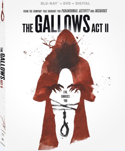 The Gallows: Act II Blu-ray