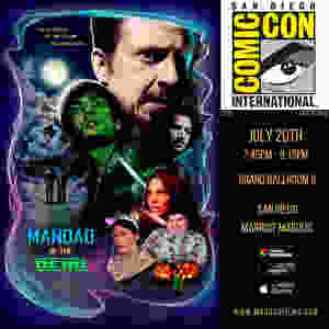 Mandao of the Dead Screening San Diego Comic Con