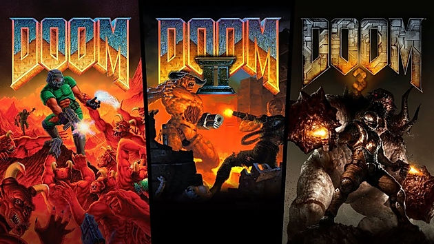 The First Three 'DOOM' Games Are Now Available On Nintendo Switch