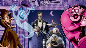 The General Mills Monster Cereals Team With 'The Addams Family' This Fall
