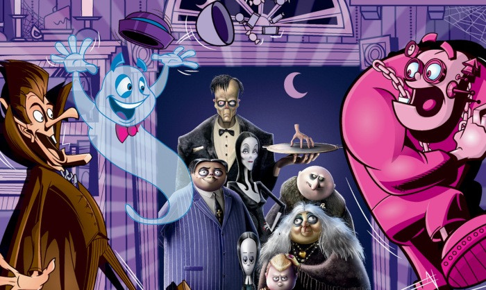 Cereal Monsters Addams Family Cross-Promotion