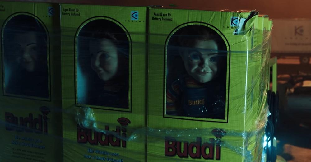 Child's Play Buddi Box Sweepstakes