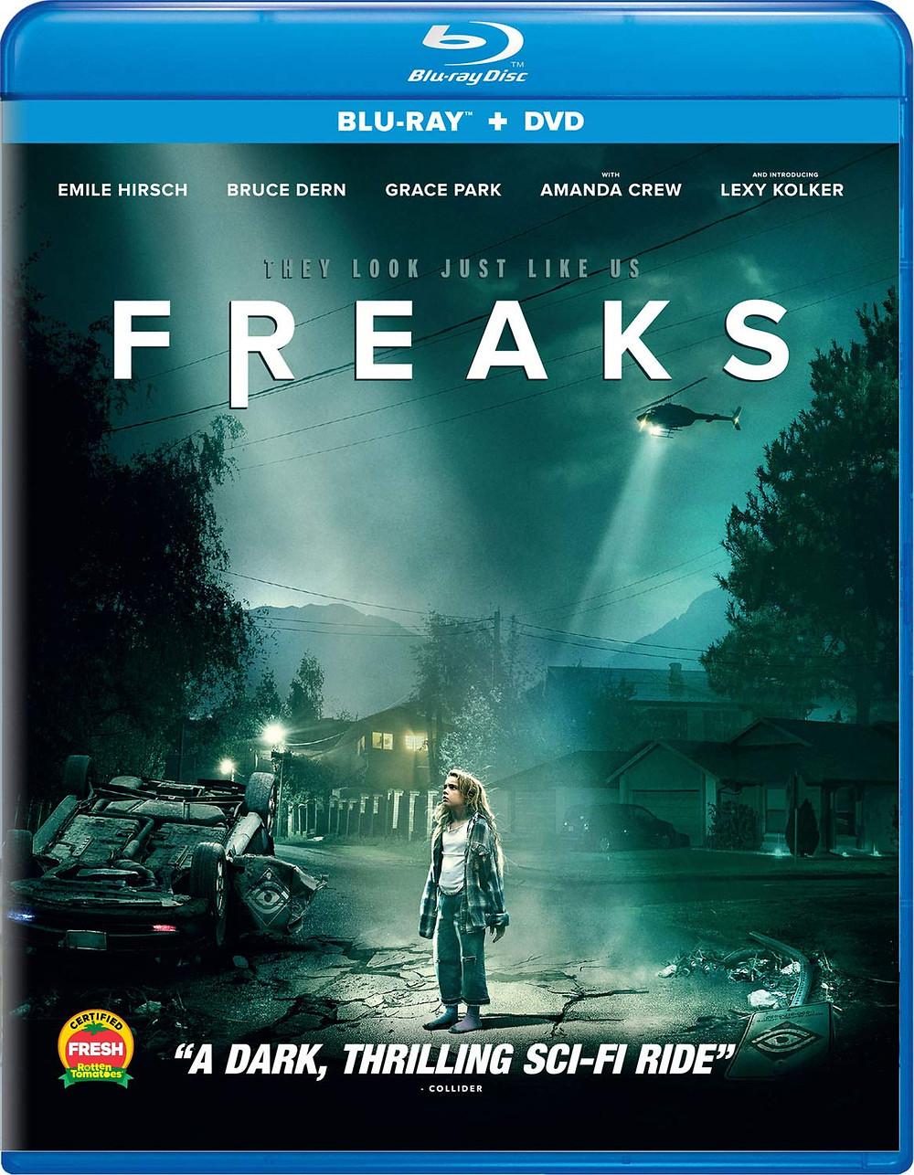 Freaks Blu-ray Well Go USA