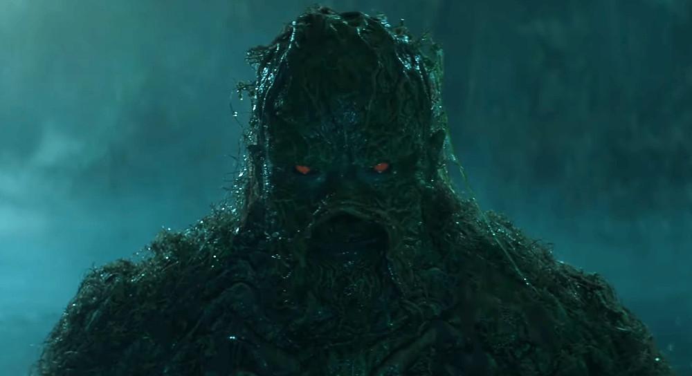 DC Universe Swamp Thing Series Teaser