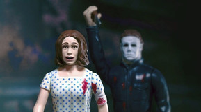 New 'Halloween II' and 'Child's Play' ReAction Figures Now Available from Super7