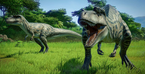 Life Finds a Way with 'Jurassic World Evolution: Complete Edition' on Nintendo Switch this November