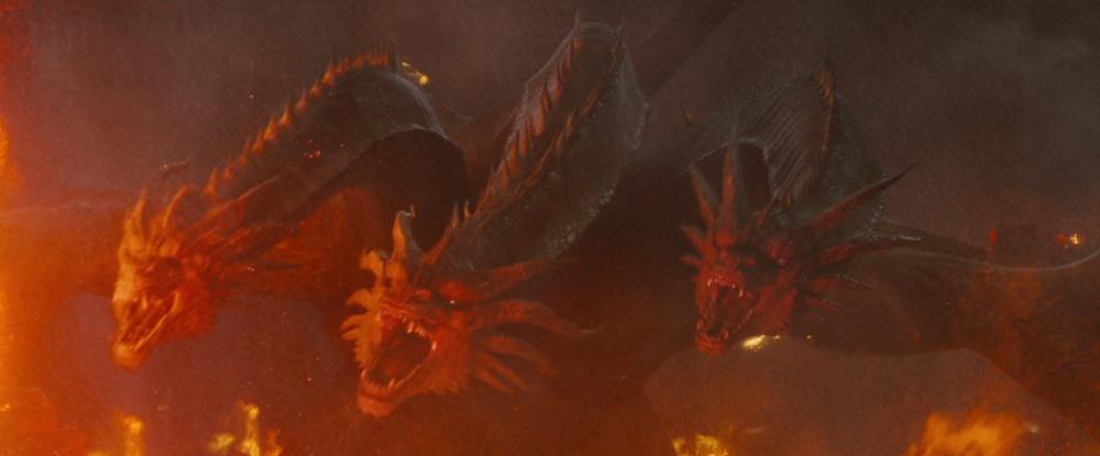 Godzilla: King of the Monsters Run TV Spot