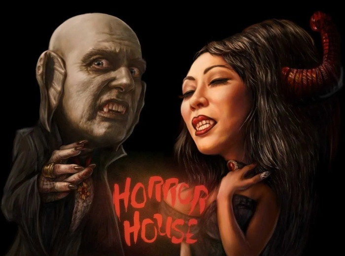Horror House David Black Review