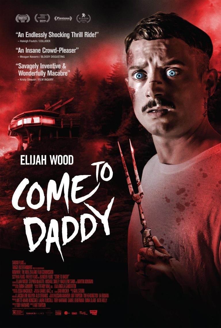 Come To Daddy Poster Elijah Wood
