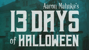 """Aaron Mahnke's 13 Days of Halloween"" Podcast Premiering on October 19th from Blumhouse Television"
