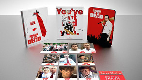 Exclusive Shaun Of The Dead Steelbook From EverythingBlu