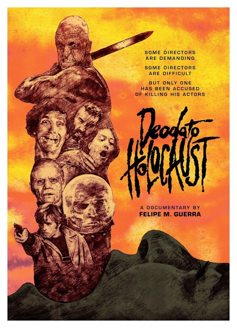 Ruggero Deodato Holocaust Poster Trailer