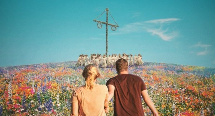 Midsommar New Poster Ari Aster