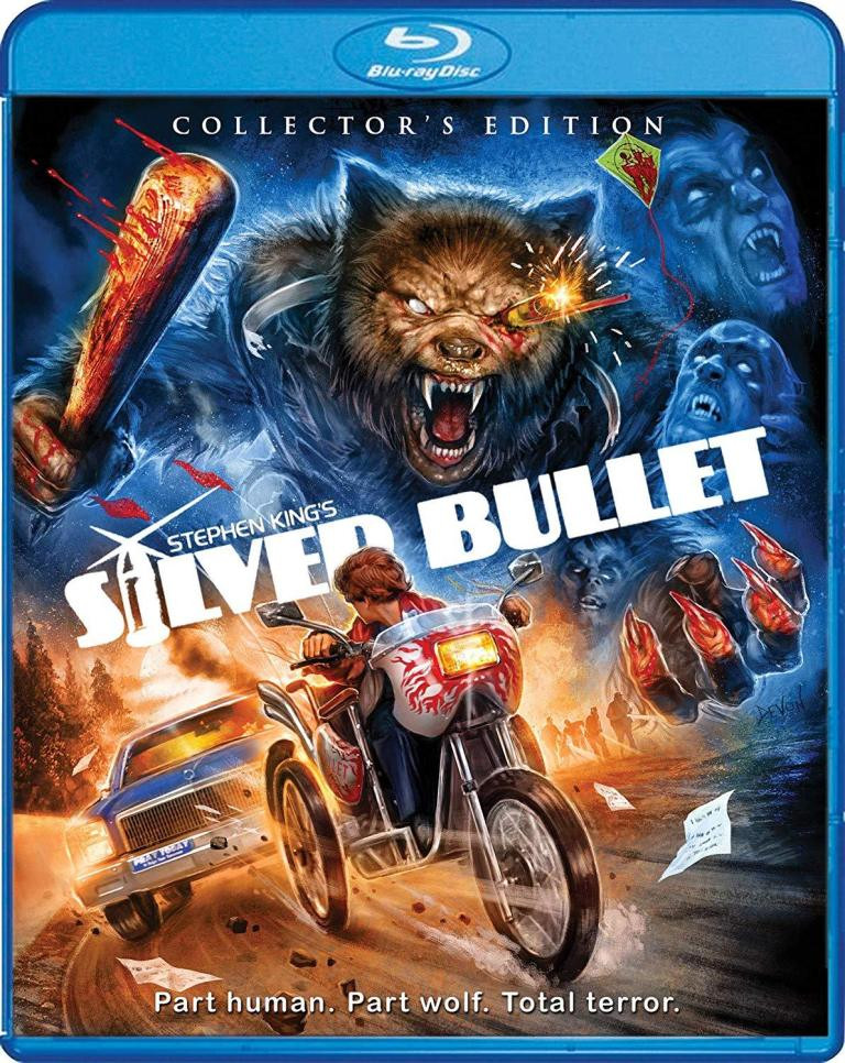 Silver Bullet Scream Factory Blu-ray