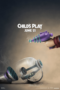 Child's Play Buzz Lightyear Poster