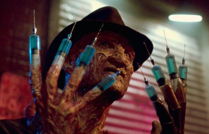 Freddy Krueger In Search of Darkness Clip