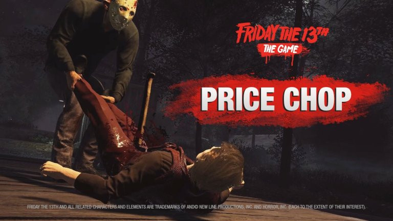 Friday the 13th: The Game Price Cut
