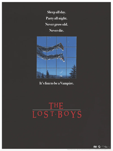 Lost Boys Concept Posters John Alvin