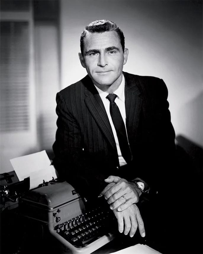 Twilight Zone: A 60th Anniversary Celebration Rod Serling