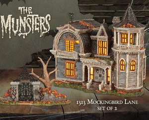 The Munsters Department 56 Collection