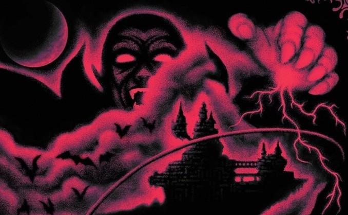 Castlevania: The Adventure ReBirth Vinyl Ship to Shore