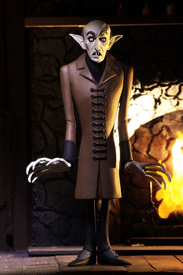 NECA Toony Terrors Nosferatu