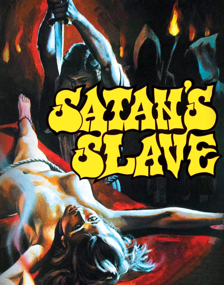 Vinegar Syndrome Halfway to Black Friday Sale 2019 Satan's Slave