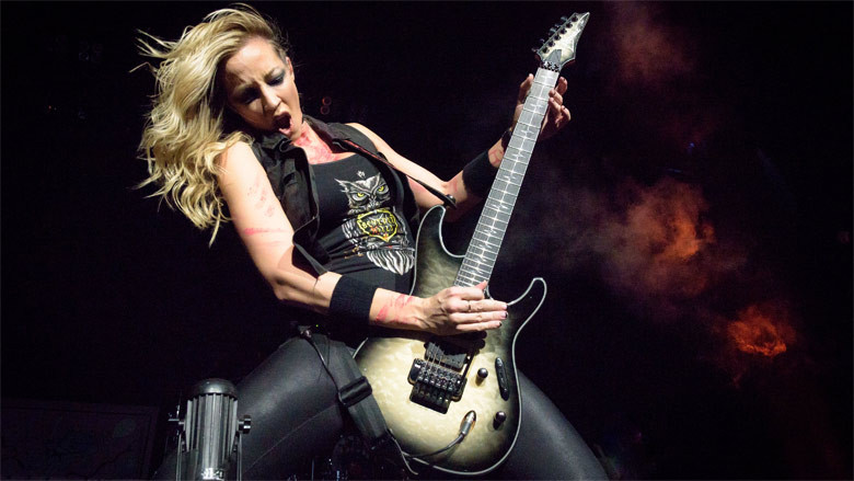Nita Strauss Controlled Chaos Tour Cleveland