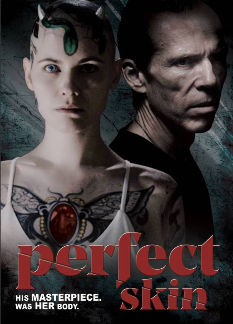 Richard Brake Perfect Skin Poster