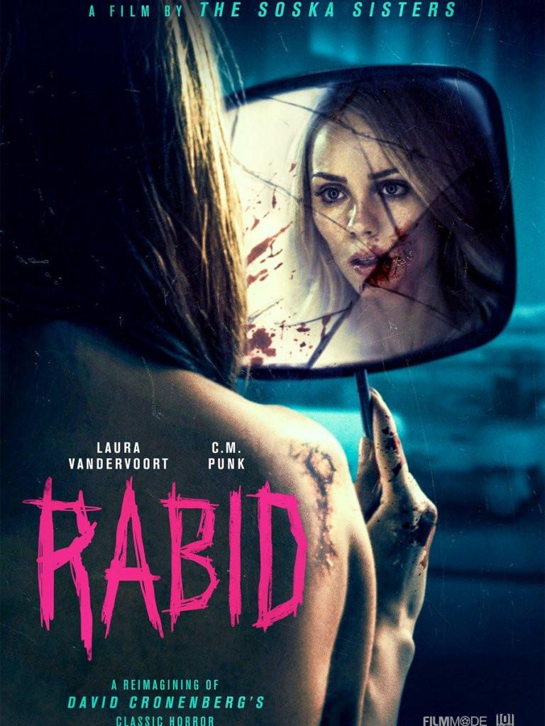 Soska Sisters Rabid Poster