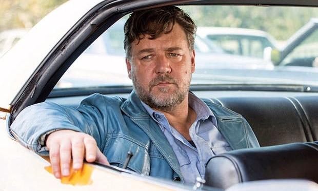 Russell Crowe Unhinged Solstice Studios