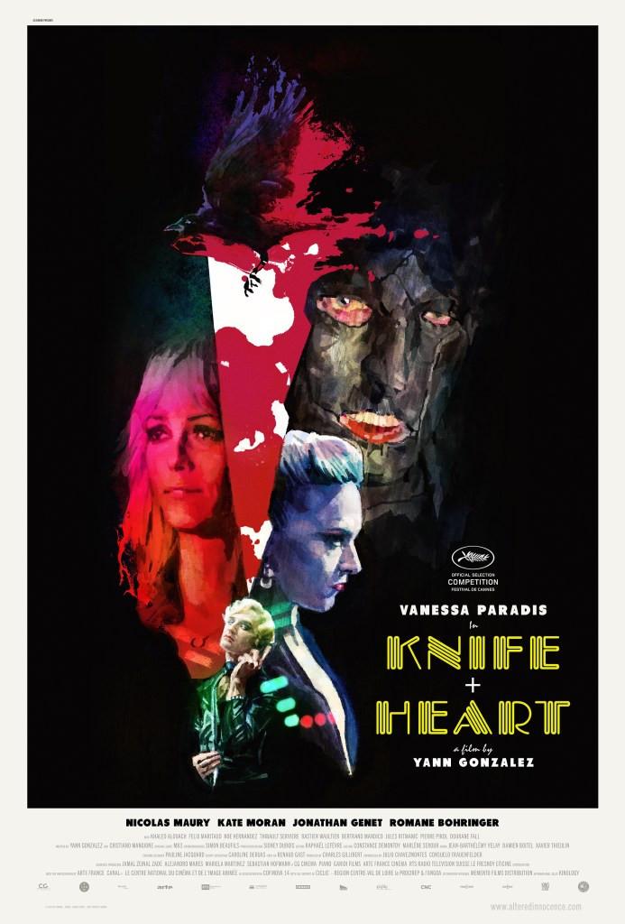 Knife+Heart Trailer Poster Premiere