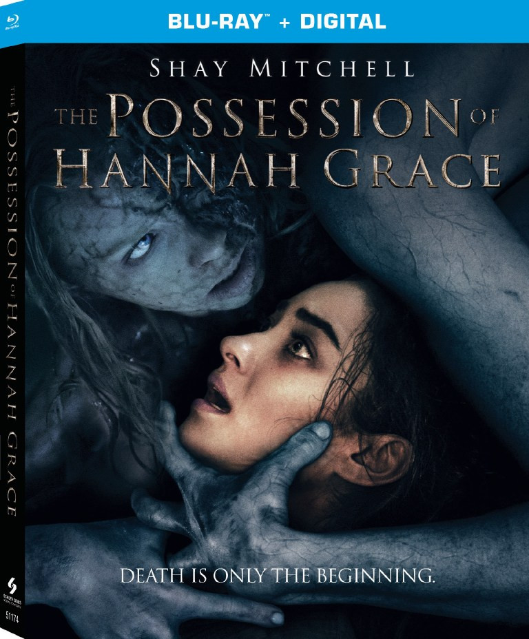 The Possession of Hannah Grace Blu-ray