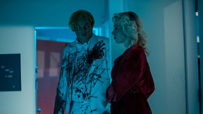 [Trailer] A Masked Killer Stalks a 'Blind' Actress in Marcel Walz's FrightFest Horror Film