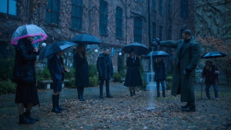 Netflix Renews The Umbrella Academy Second Season