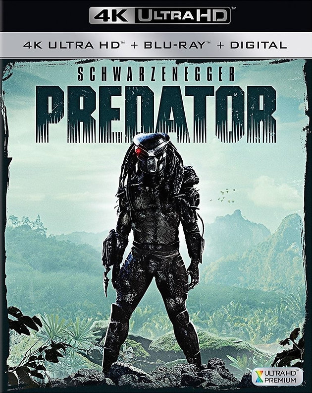 All 'Predator' Films Getting Standalone 4K UHD Releases And A Triple