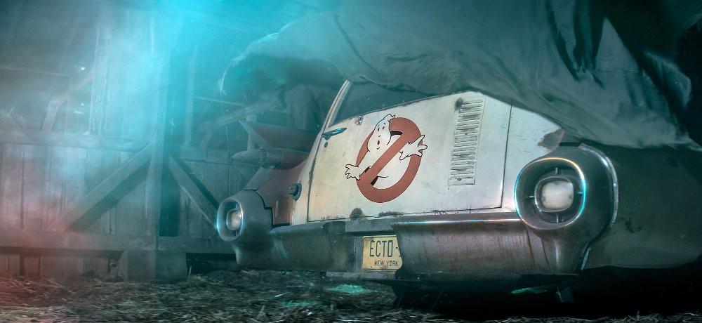 Sigourney Weaver Jason Reitman Ghostbusters