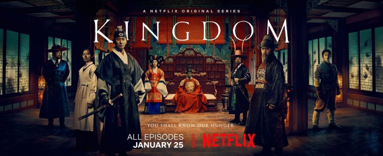 Kingdom Trailer Netflix