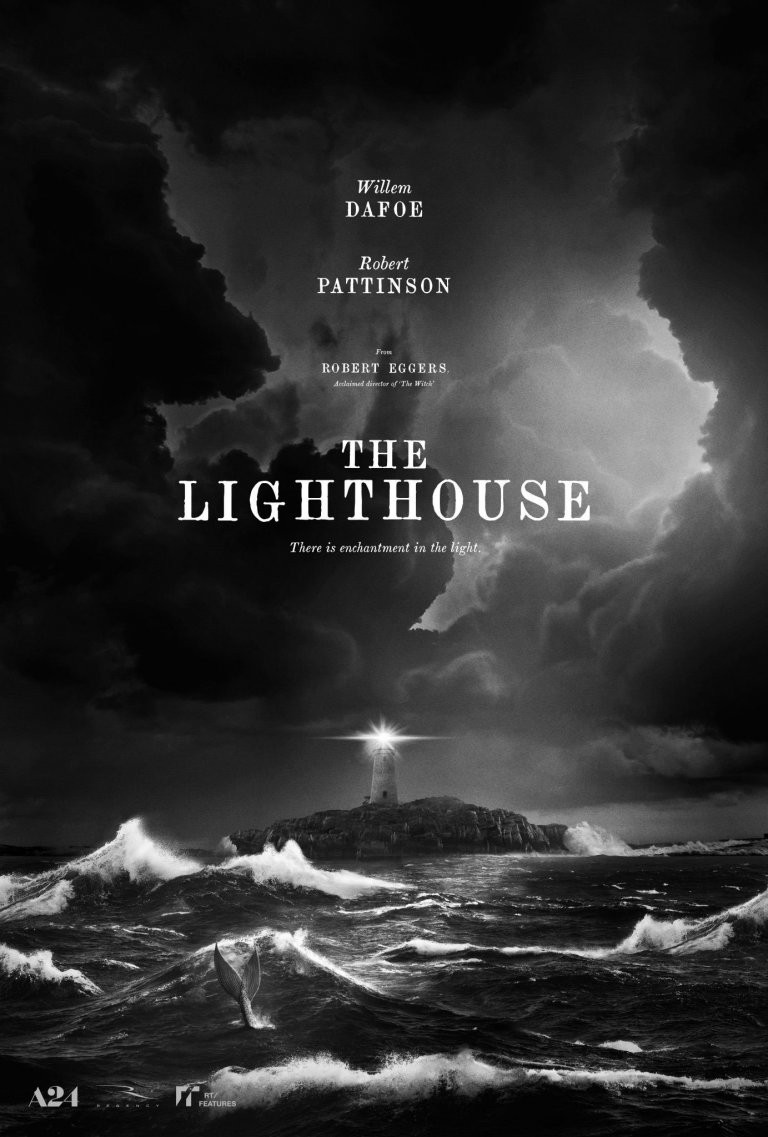 The Lighthouse Poster Robert Eggers A24