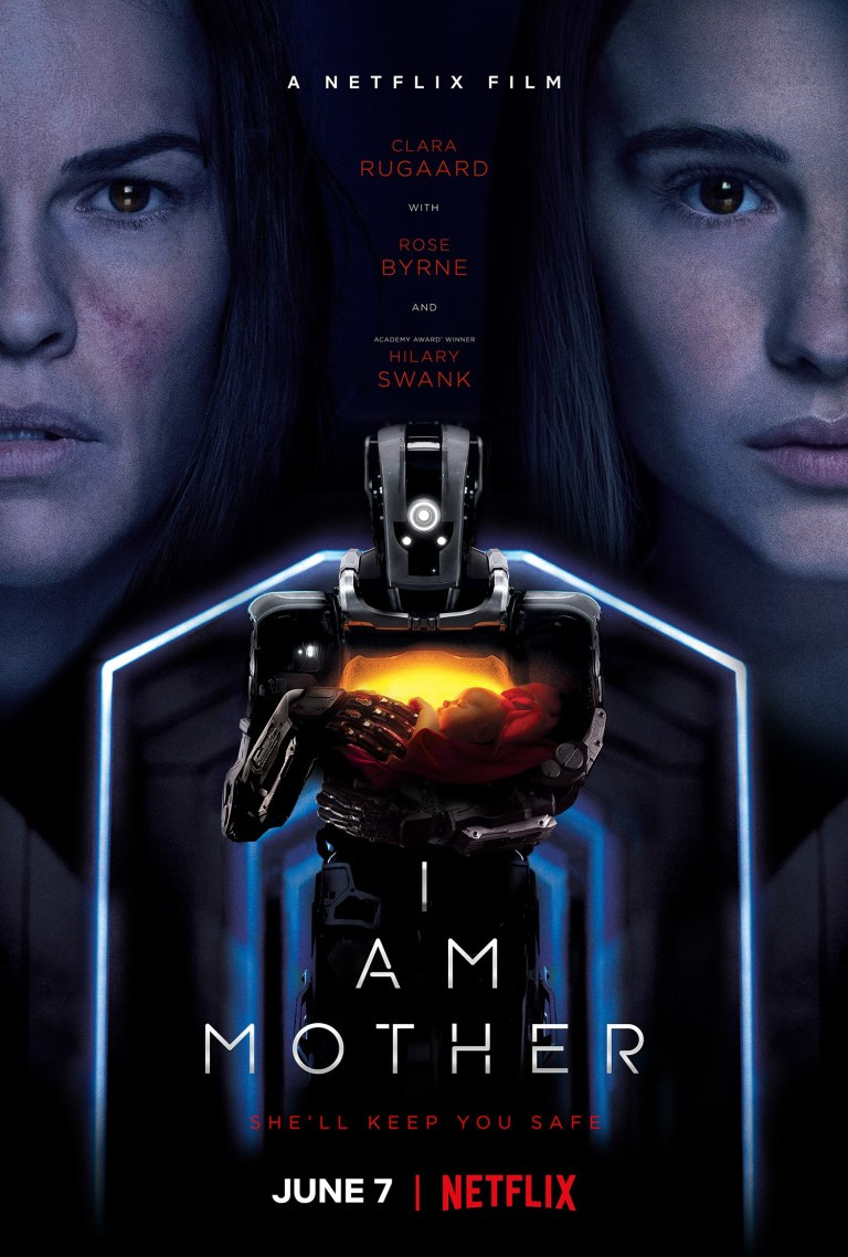 I Am Mother Trailer Poster Netflix