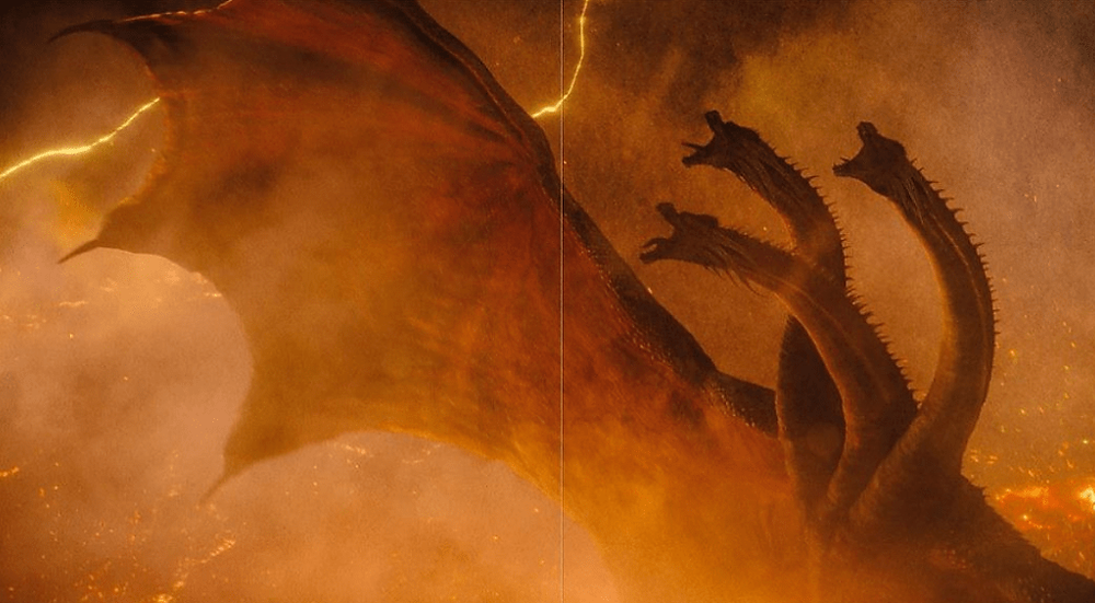 Godzilla: King of the Monsters Total Film Images