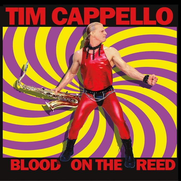 Tim Cappello Blood on the Reed US Tour