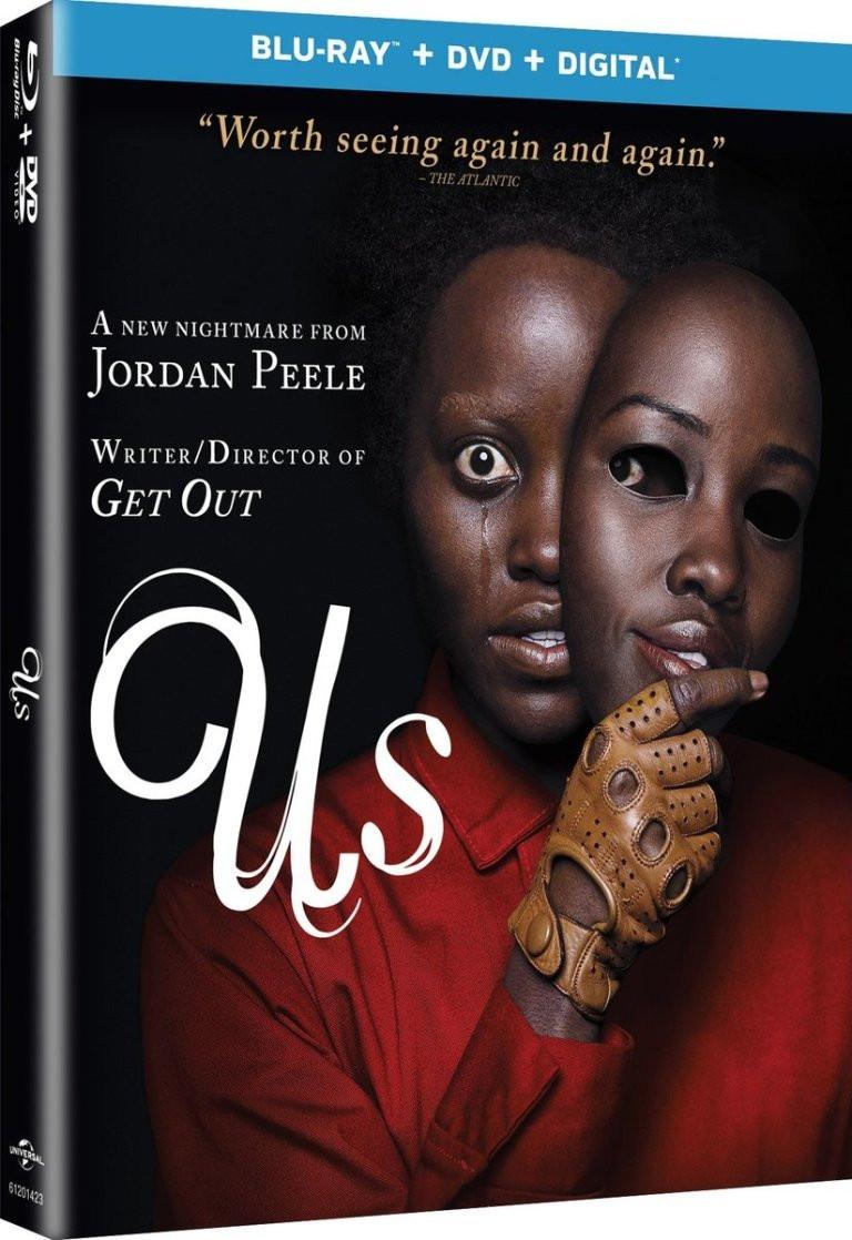 Jordan Peele Us Blu-ray