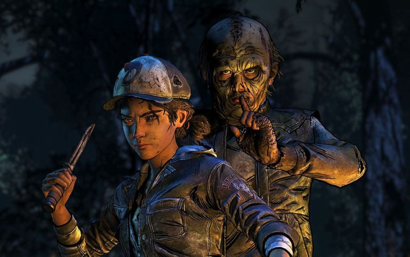 LCG Entertainment Acquires Telltale Games Walking Dead